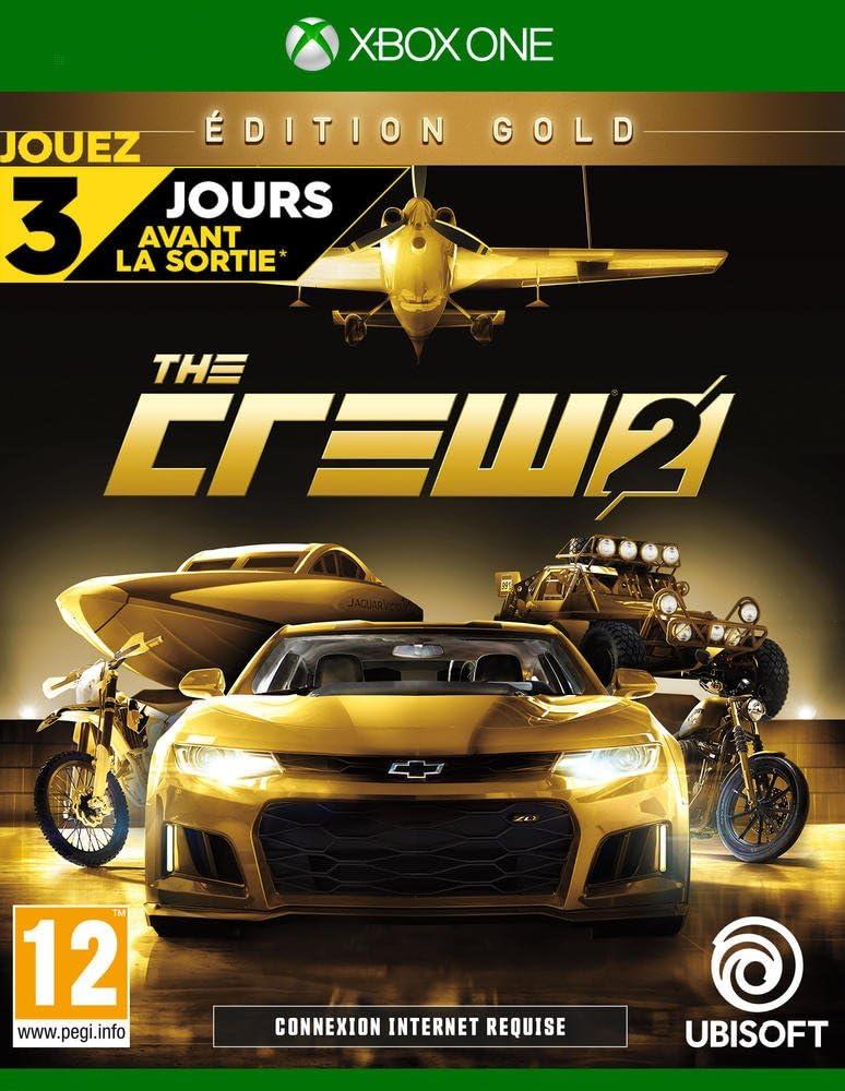 The Crew 2 - Edition Gold [Importación francesa]: Amazon.es ...