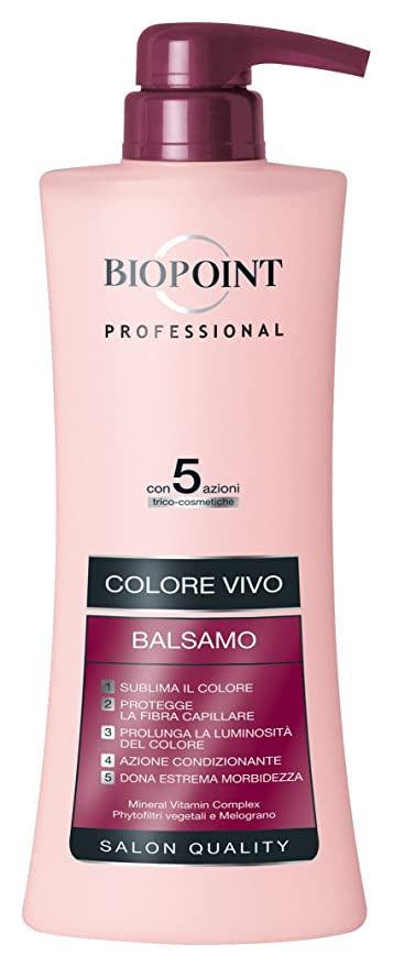 Biopoint Color Vivo Acondicionador 400 ml