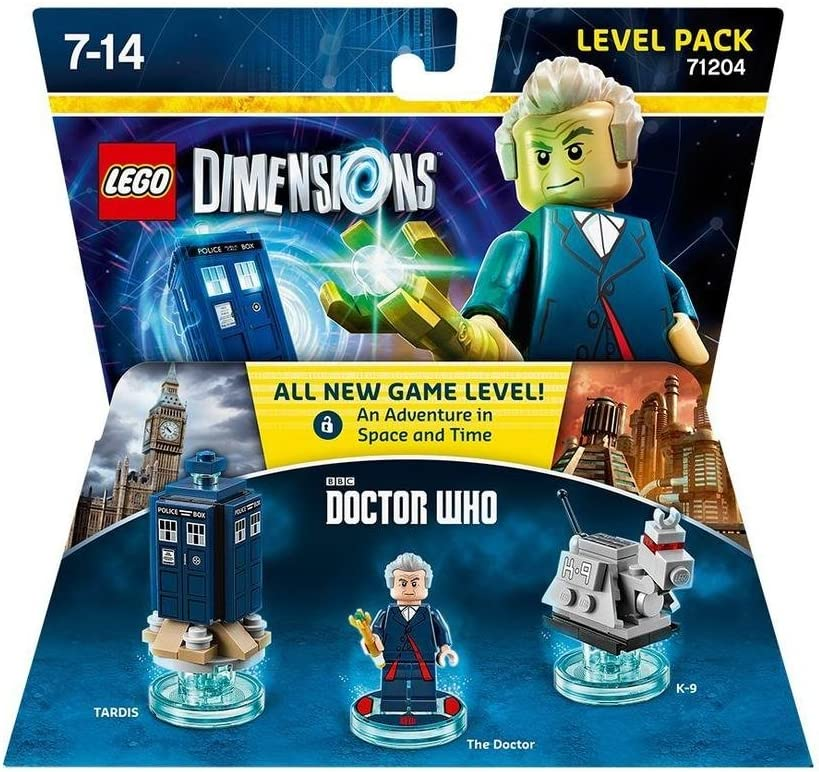 LEGO Dimensions - Doctor Who, The Doctor: Amazon.es: Videojuegos