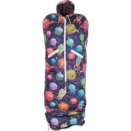 SLPY The New Wearable Saco de Dormir para niños pequeño Alien Planets