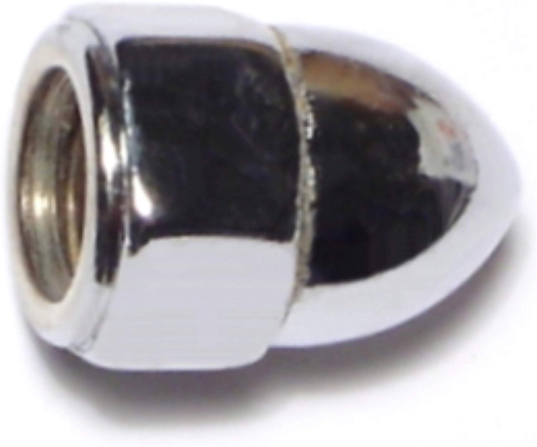 Hard-to-Find Fastener 014973328610 Acorn Cap Nuts Piece-10 1//4-20