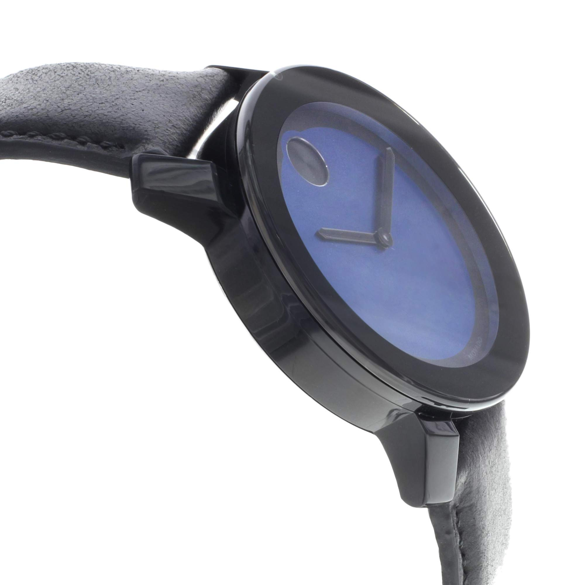 Movado Bold Quartz Male Watch 3600481 (Certified Pre-Owned) by Movado (Image #4)