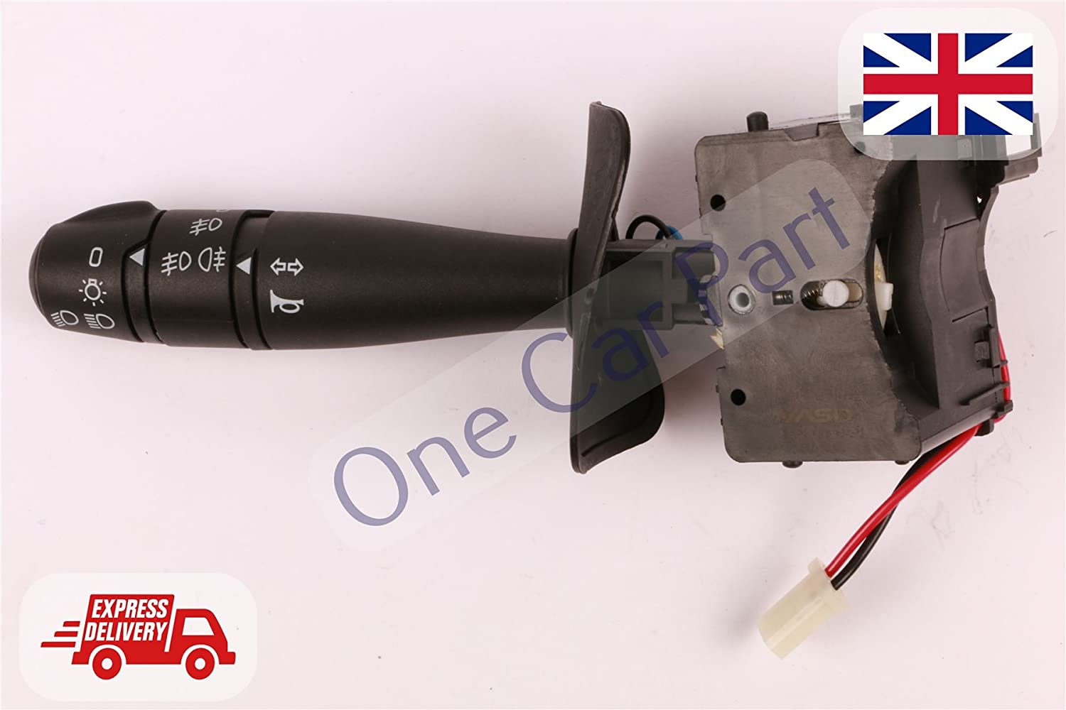 Car Wiper Steering Stalk Indicator Light Switch Control for Clio MK3 2005-2012 7701068114 Switch Steering Column Switch