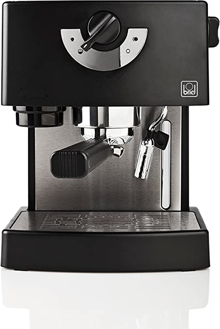 Briel ES 74 - Cafetera espresso, 1260 W, color negro: Amazon.es: Hogar