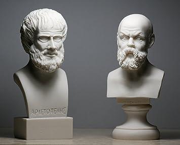 Aristoteles dan Socrates