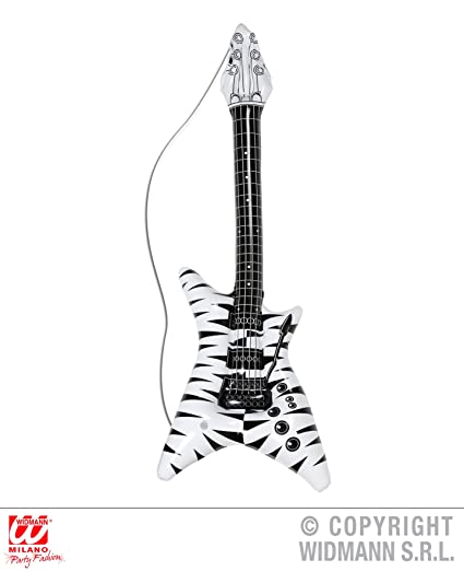 Rock - Guitarra - , 92 cm, hinchable, Hard Rock de instrumentos ...
