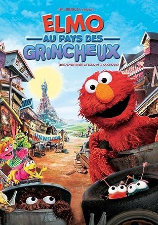 Amazon Com Elmo Au Pays Des Grincheux Movies Tv