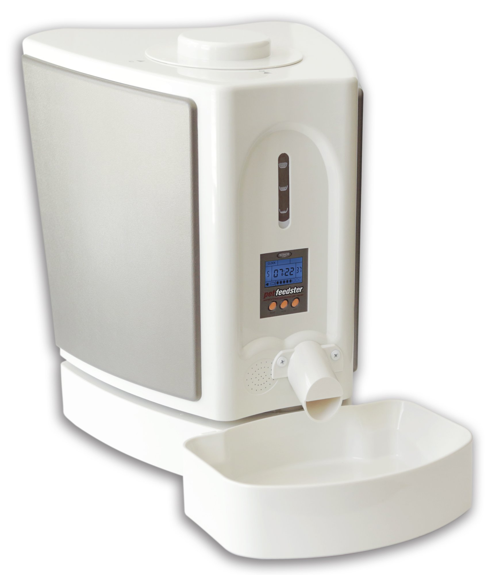 New! Pet Feedster PF-10 PLUS CAT - Automated Pet Feeder for Cats