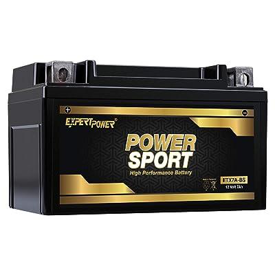ExpertPower YTX7A-BS 12v7ah lead_acid_battery