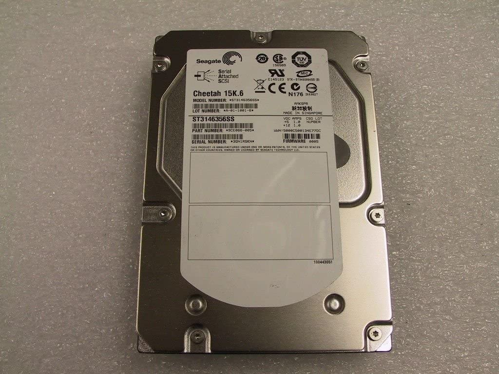 Seagate 145 GB Sas 15K Rpm 3GB/S - ST3146356SS