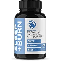 Nobi Nutrition Night Time Fat Burner, Sleep Aid & Appetite Suppressant - Green Coffee Bean Extract PM Weight Loss Pills…