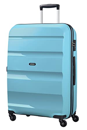 American Tourister Bon Air - Spinner Large Equipaje de Mano, 75 cm, 91 Liters, Azul (Blue Topaz): Amazon.es: Equipaje