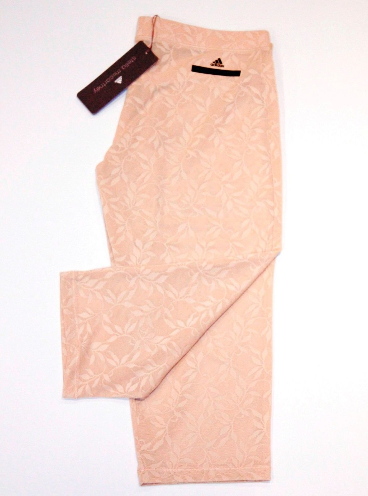 Adidas Stella Mccartney Women's P49197 Lace Tights, Bare, M by adidas
