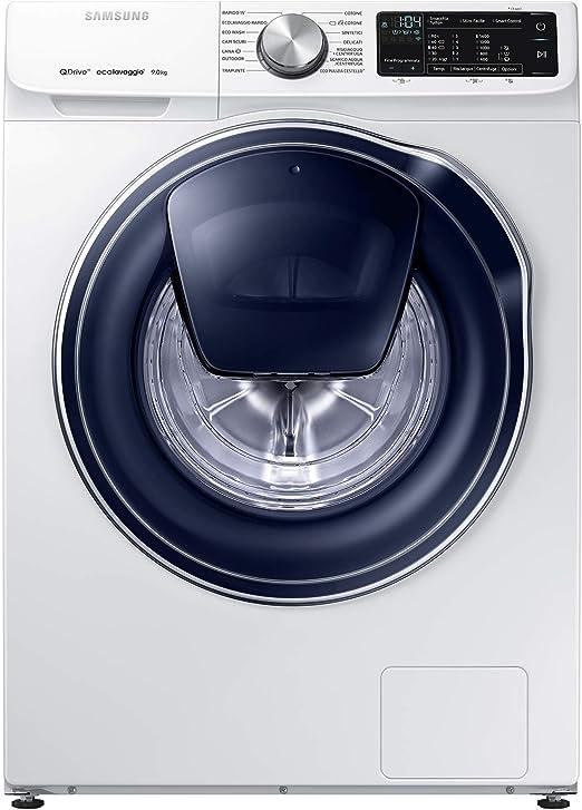 Samsung WW90M642OPW - Lavadora (Independiente, Carga frontal ...