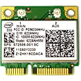 HP intel 622ANHMW 6200 6200agn wireless card sps:572509-001 300M