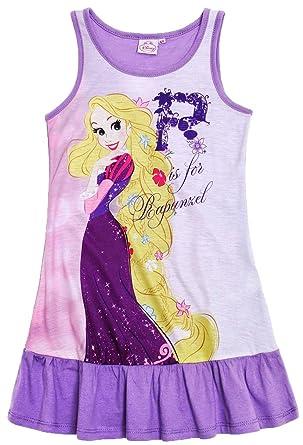 pas cher pour réduction d8283 1d2e5 Chemise de nuit fille 'R for Rapunzel' Disney princesse ...