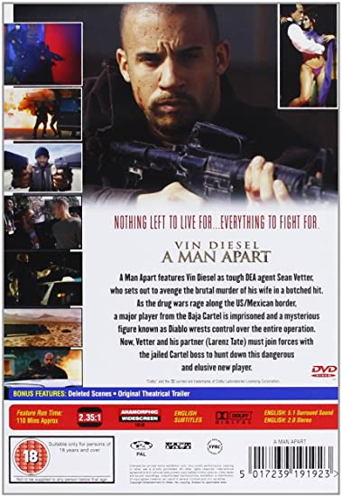 a man apart movie trailer