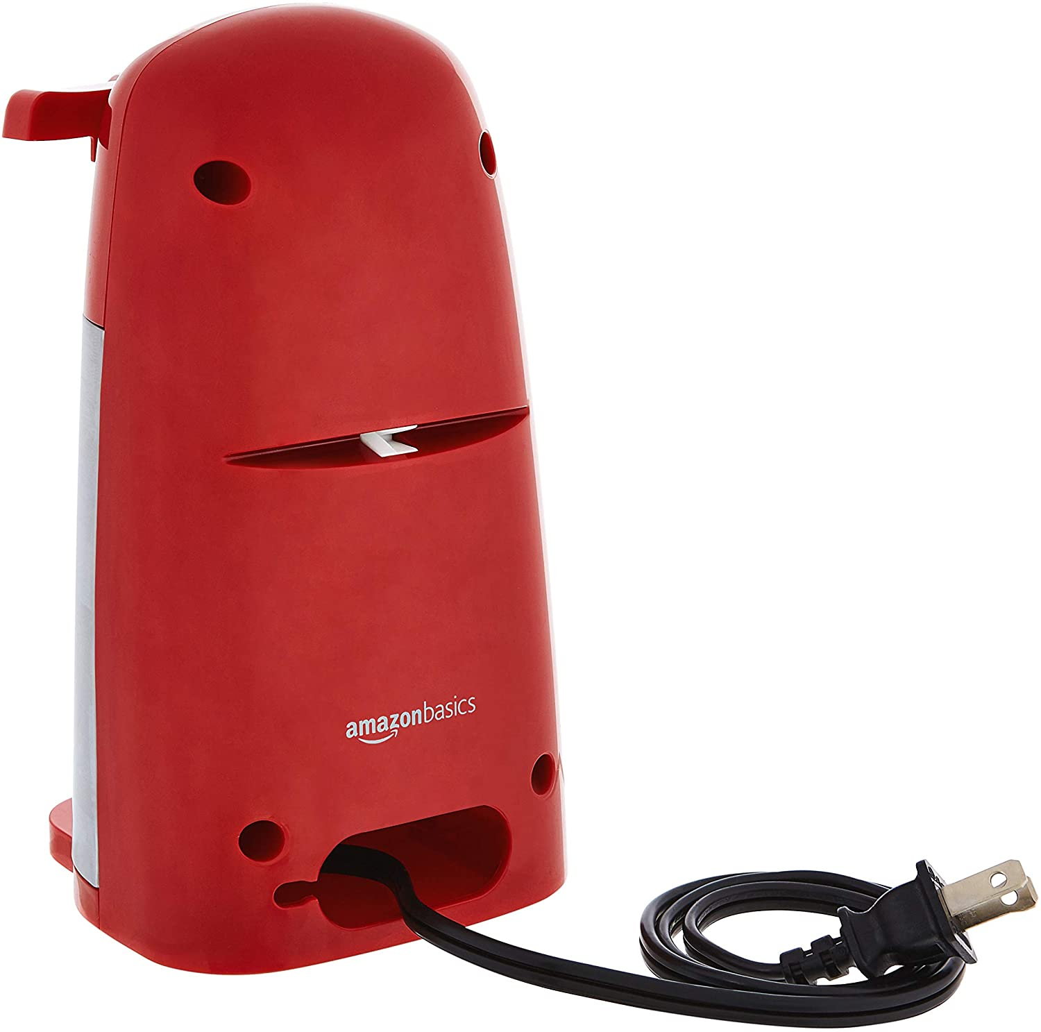 Red Basics Electric Can Opener