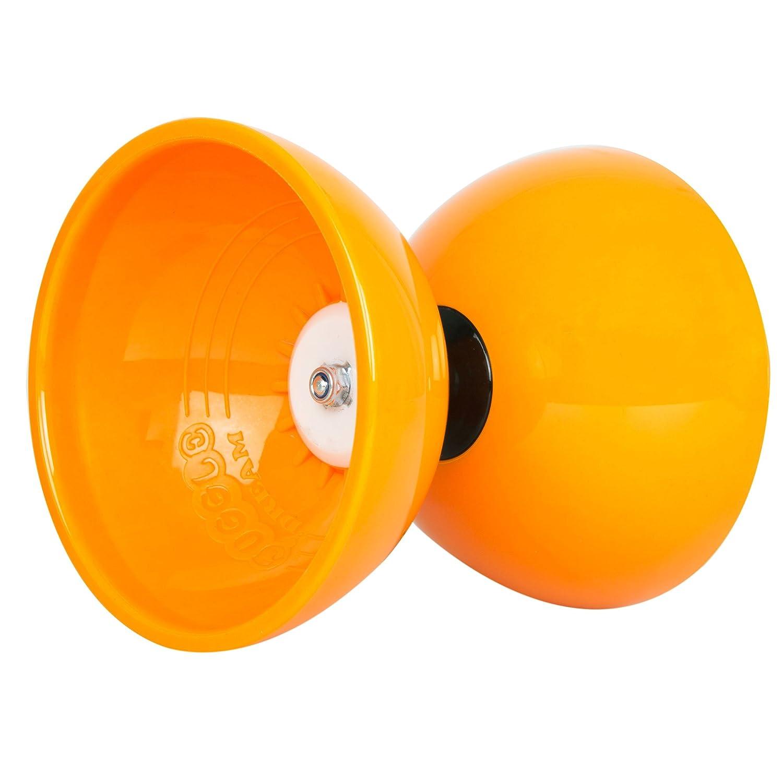 Juggle Dream Big Top Diabolo Scegli il tuo colore! bastoni Superglass fibra Diablo /& Bag Firetoys/®