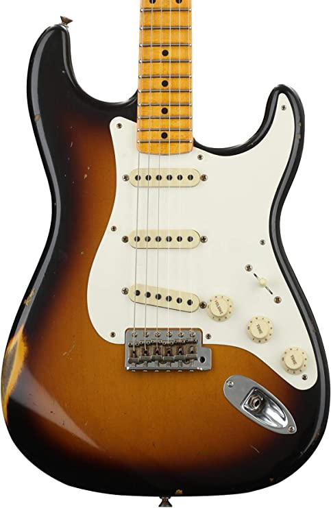 Fender Custom Shop 1957 Stratocaster Relic 2tsb · Guitarra ...