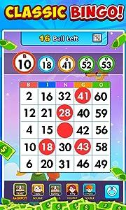 Bingo: Classic Offline BINGO by Lucky.Ltd