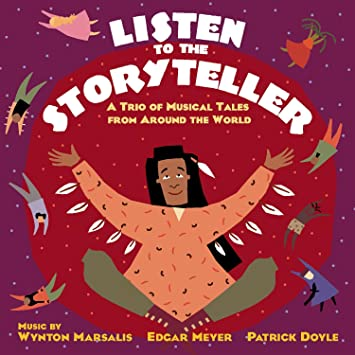 Image result for Listen to the Storyteller