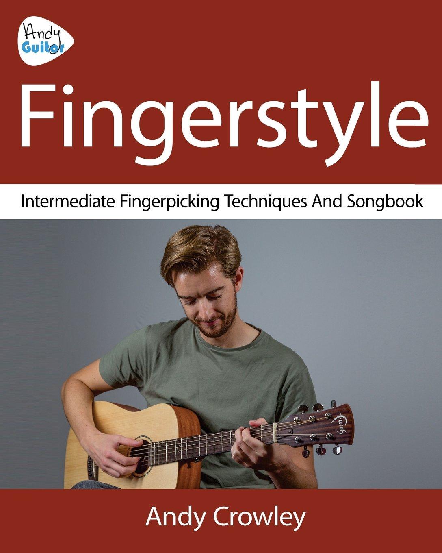 Learn Fingerpicking Guitar Lessons Intermediate advanced Video New FREE USA SHIP