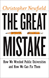 The Great Mistake (Critical University Studies)