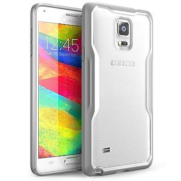 Carcasa Samsung Galaxy Note 4 - SUPCASE Unicorn Beetle Premium funda protectora hibrida para el Samsung Galaxy Note 4