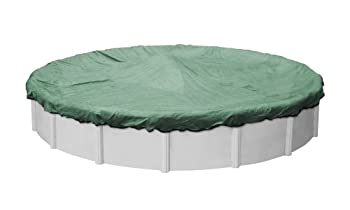 Pool Mate 28ft Round Mesh Above Ground Pool Cover
