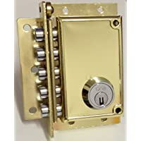 Cerradura de seguridad Jis Ltda 11x 7cm.
