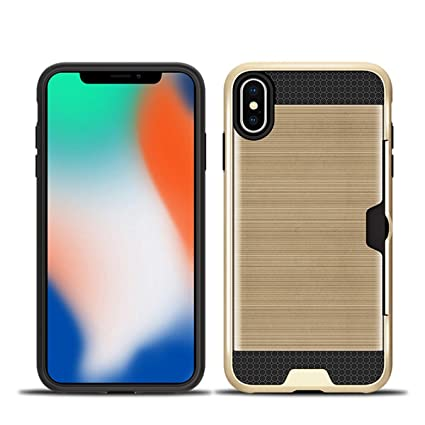 best website 26f16 0f151 Amazon.com: TOTOOSE For iPhone 9 Plus Skin Shockproof Case Phone ...
