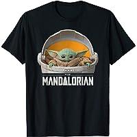 Star Wars The Mandalorian The Child Floating Pod T-Shirt
