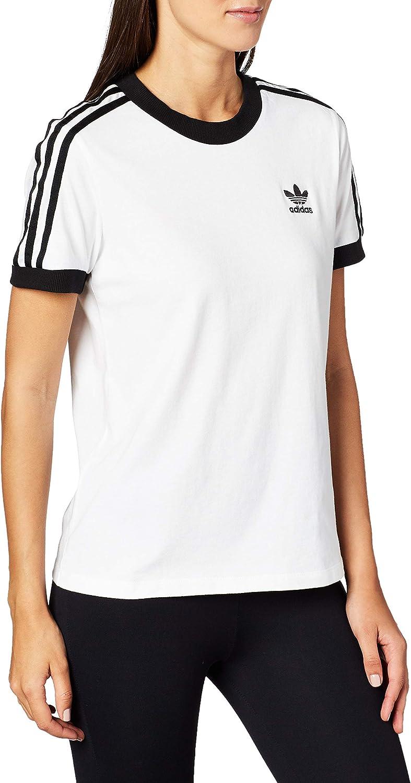 adidas 3 Str tee - Camiseta Mujer