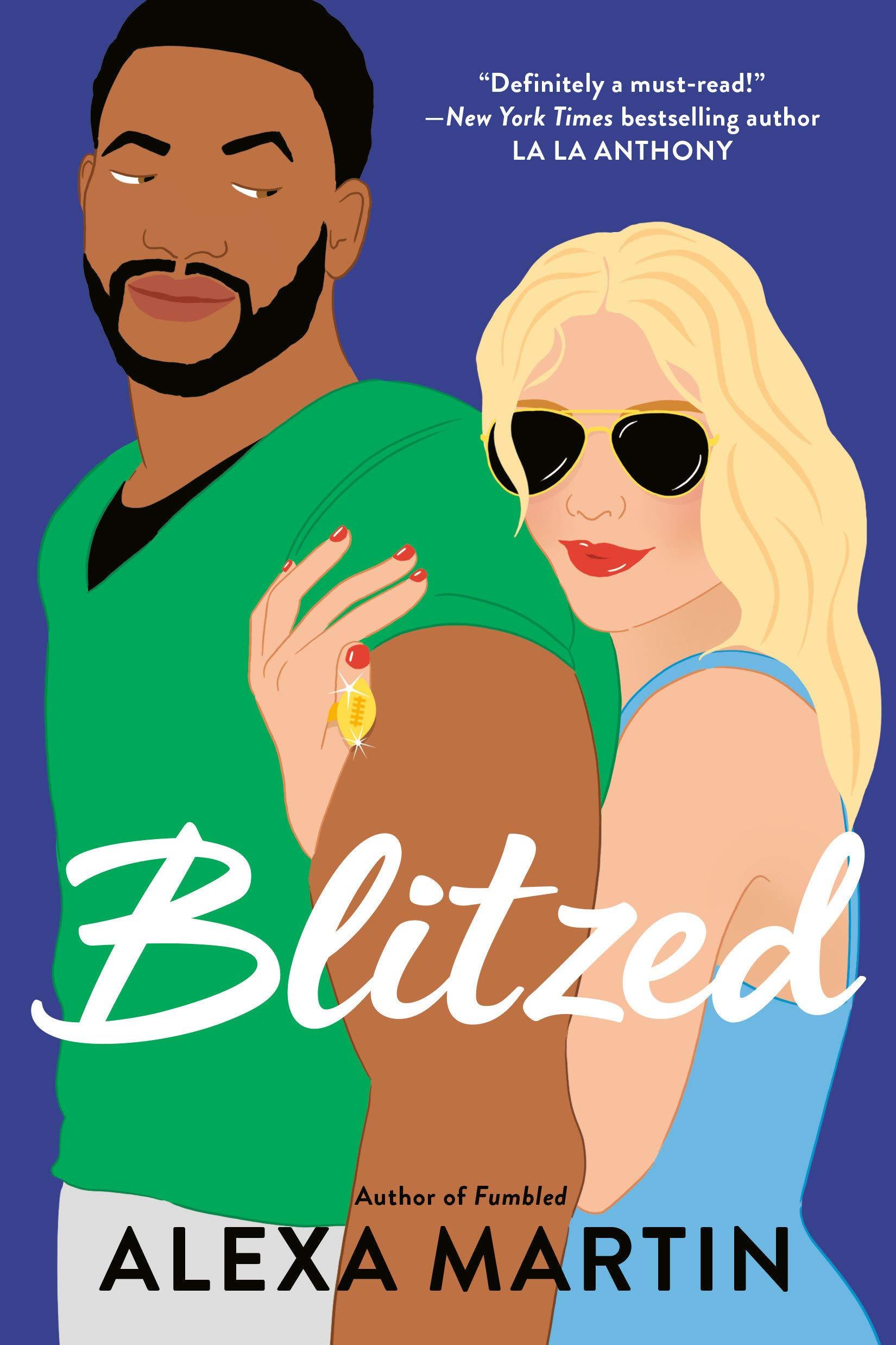 Amazon.com: Blitzed (Playbook, The) (9780451491992): Martin, Alexa: Books