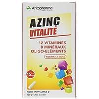 Arkopharma Azinc Vitalité 120 Gélules