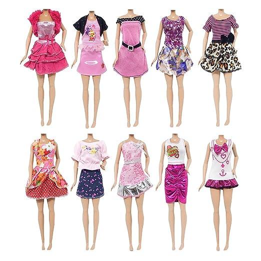 Anjing Fiesta vestidos muñeca Colothes accesorios cumpleaños ...