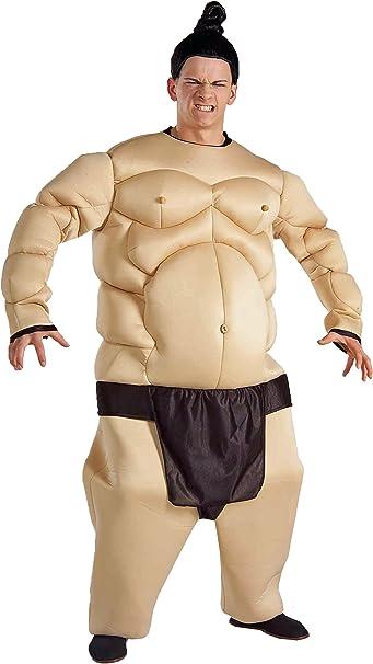 Amazon.com: Forum Sumo Wrestler Humorous Costume, talla ...