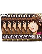 Revlon Hair Color Medium Golden Brown(43) (Pack of 6)