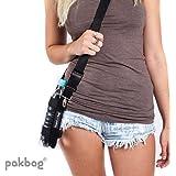 pakbag® Getränkehalter für Festival- und Outdooraktivitäten | Schultertasche | Umhängetasche