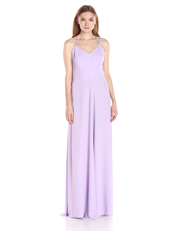 Amazon.com: Amanda Uprichard Women\'s Mallorie Maxi: Clothing