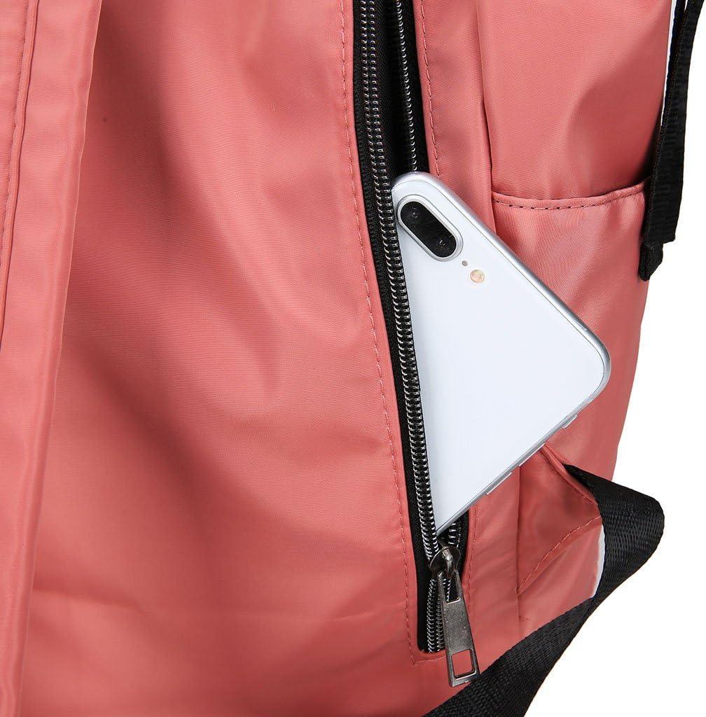 W-FIGHT Women Waterproof Multifunctional Tote Shoulder Handbags Nylon Fashion Backpack