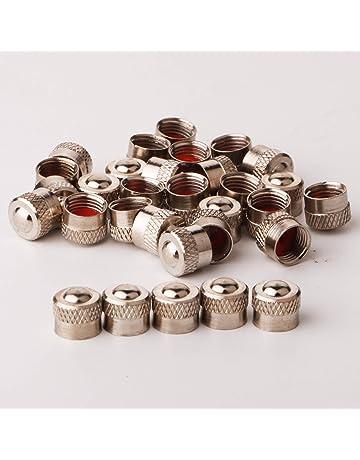 Tapas para válvulas de neumáticos | Amazon.es