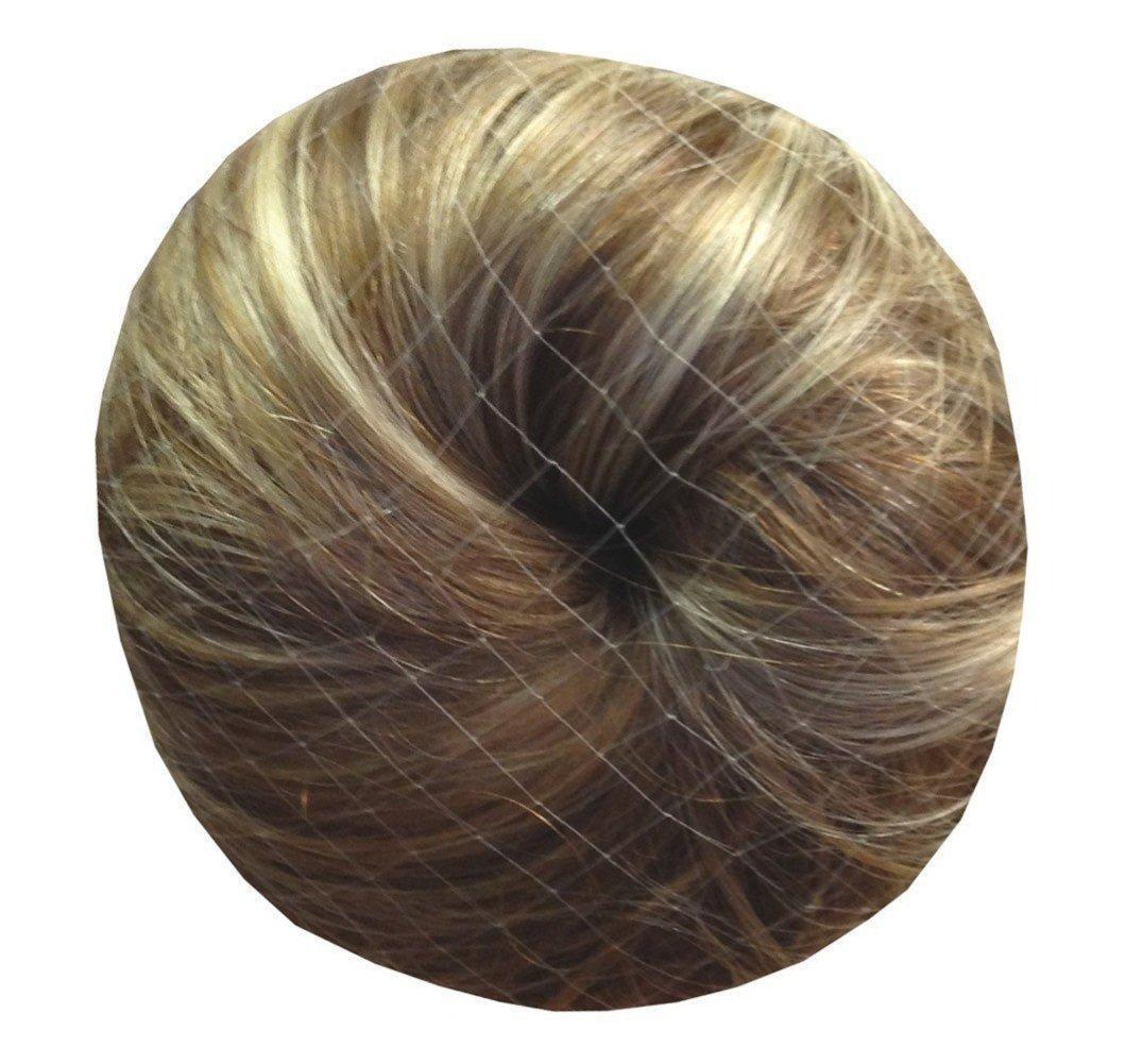 Gymnastics Black 3pcs Invisible Stretchable Mesh Hair Nets Elastic Net Hair Cap Wig Mesh Net for Ballet cheap4uk Hair Bun Net Horseriding Women Girl Bun Making