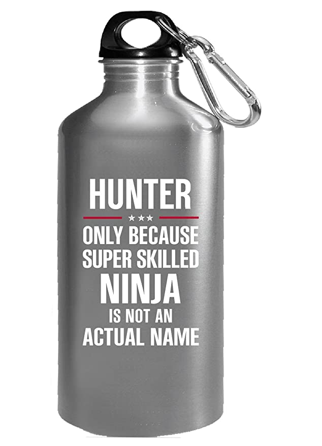Amazon.com: Gift For A Super Skilled Ninja Hunter Name ...