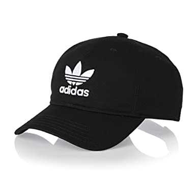 ADIDAS Originals Trefoil Black Cap