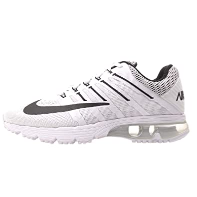 official photos 7ea5d 71389 Nike Womens Air Max Excellerate 4 White Black-White Running Shoe 8 Women US