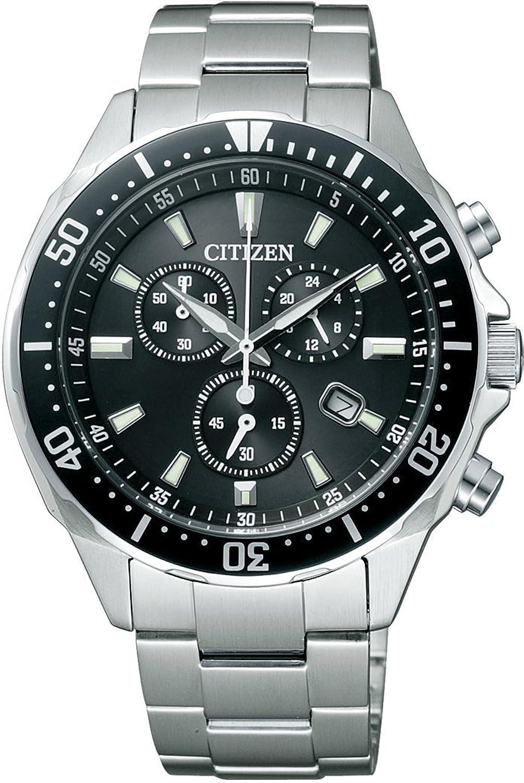 [シチズン]CITIZEN 腕時計 Citizen Collection シチズン コレクション Eco-Drive エコドライブ クロノグラフ ダイバーデザイン VO10-6771F メンズ B002TG4WHU