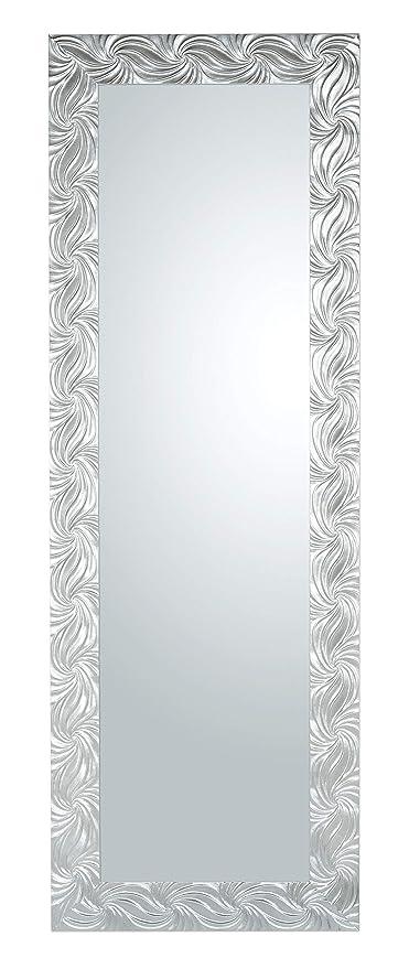 Alasta Specchio Berlin Illuminazione da Bagno Specchio Controluce LED  Specchio da Parete Molte Dimensioni (Bianco Freddo Larghezza 110cm X  Altezza ...
