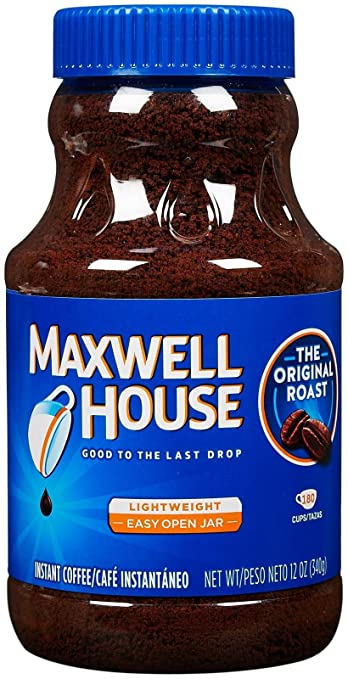 Maxwell House Instant 12 Ounces